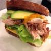 Brioche and a Sandwich