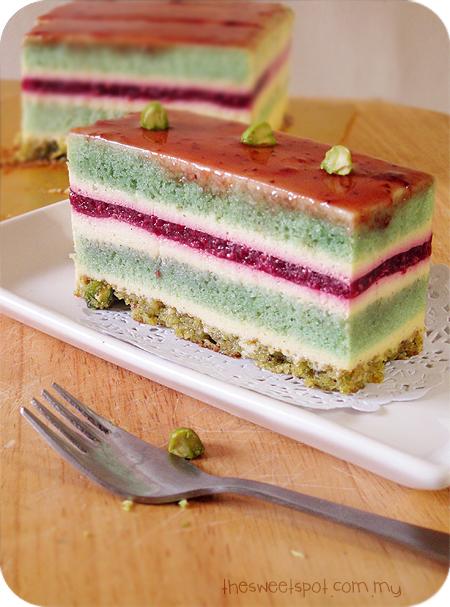 29 November 2010 / Cakes , Entremet