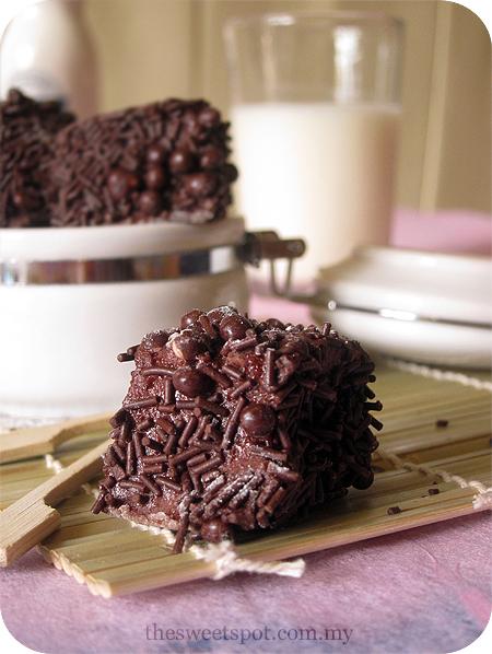 Chocolate Malt Marshmallow | The Sweet Spot