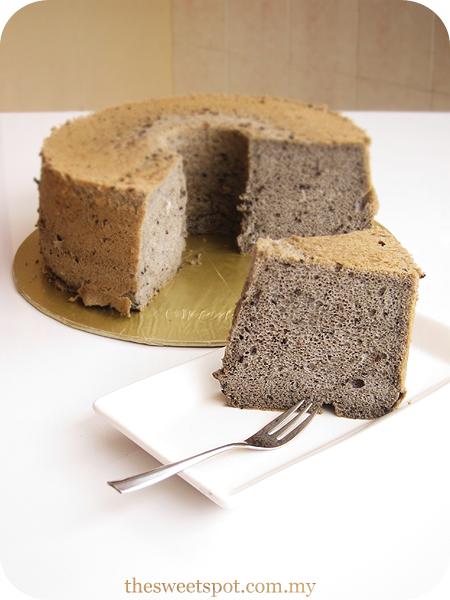 Sesame Cake Recipe Congo