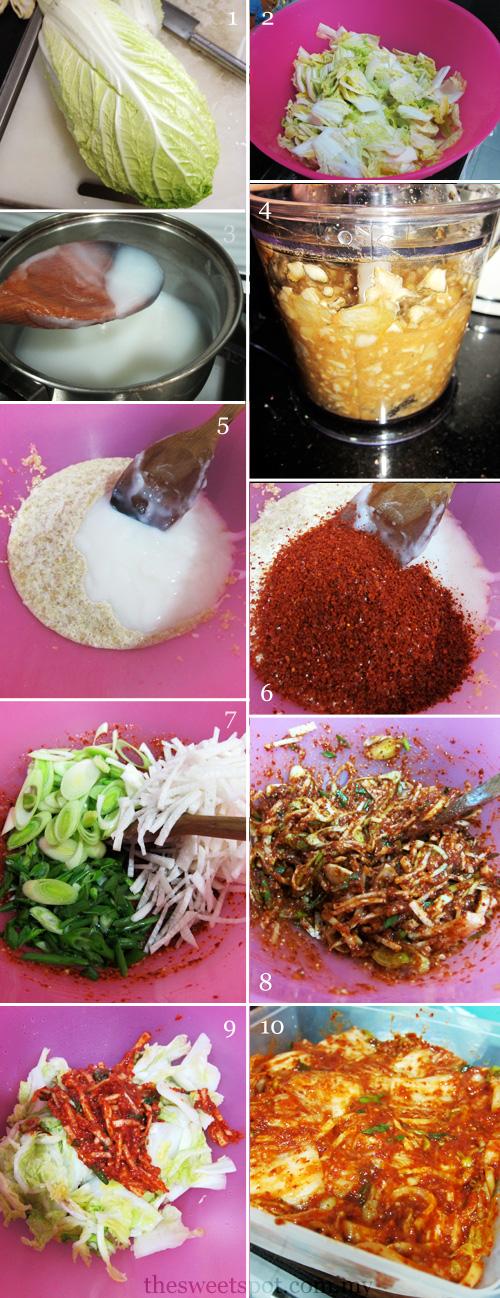 ... time cook time mak kimchi recipe by amy kim of kimchi mak kimchi 3