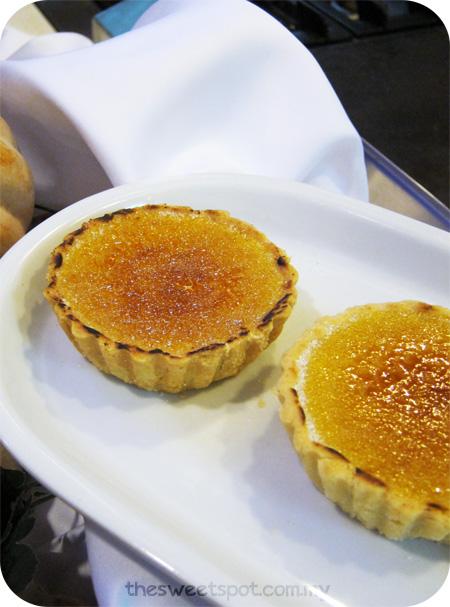 Anna Olson's Pumpkin Creme Brulee Tart – The Sweet Spot