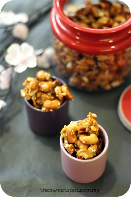 CNY_home_candied cashew nuts