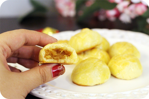 CNY_home_pineapple tarts 2
