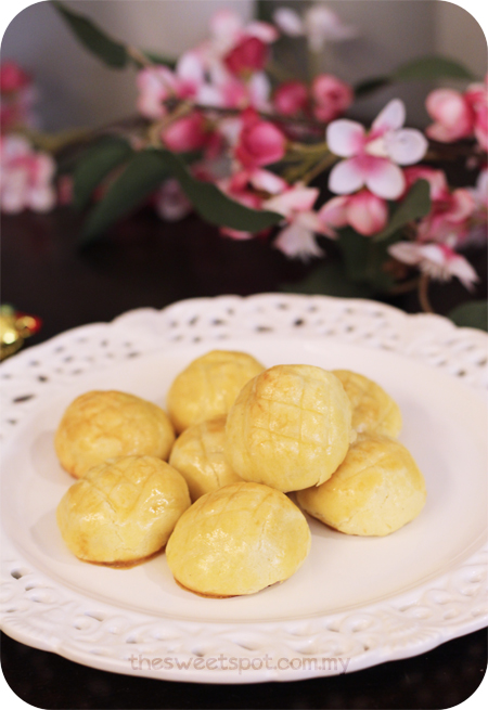 CNY_home_pineapple tarts