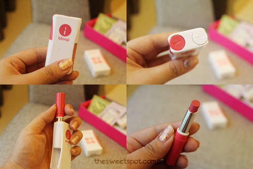 hishop - bloop duo matte lipstick