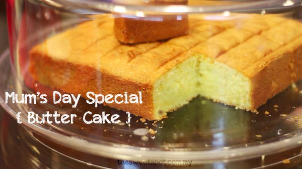 Mrs Sk Ng Butter Cake Recipe