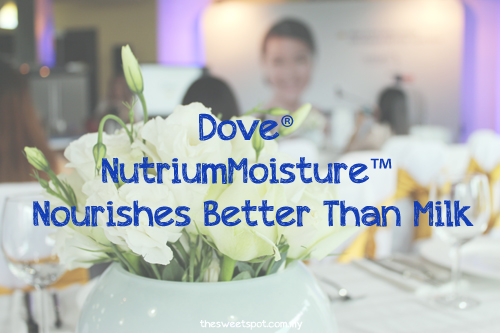 Dove - nutriumoisture