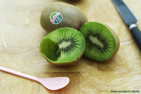 Zespri Green Kiwifruit 1