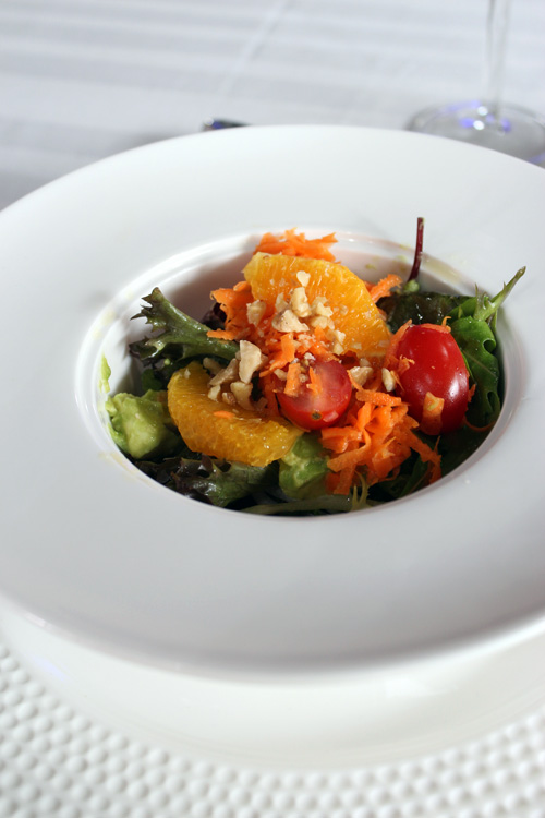 dove - salad