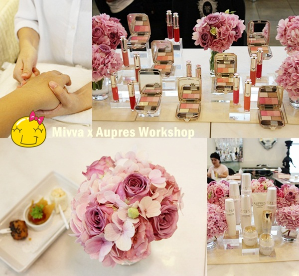 Mivva x aupres workshop