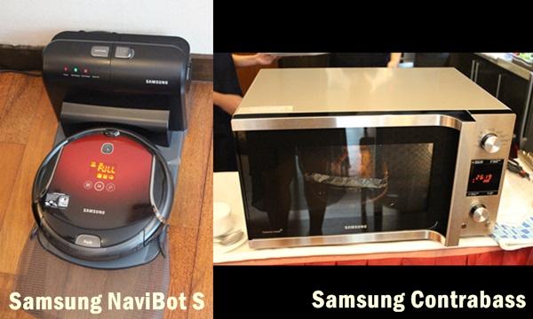 Samsung navibot contrabass