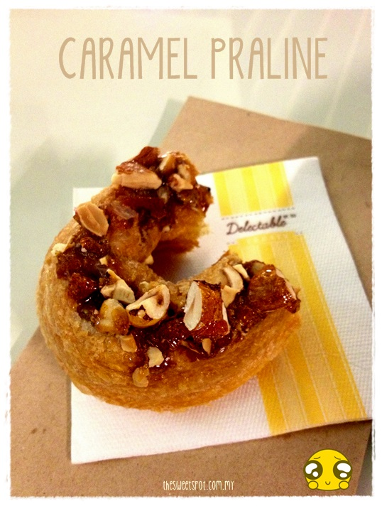 delectable by su cronut