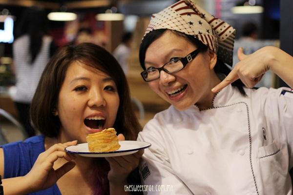 dessert storm - mabel swee san