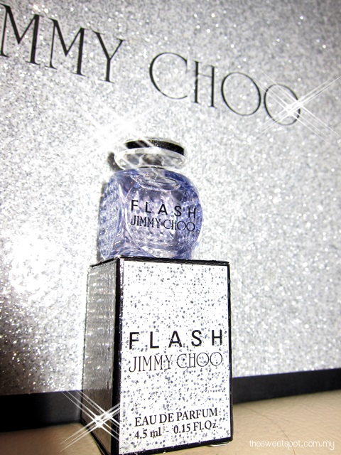 Jimmy choo flash perfume