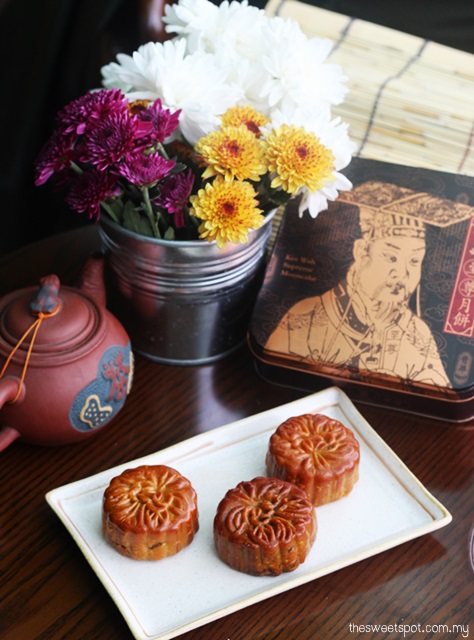 Kee Wah Mooncake Mini Gift Box Set