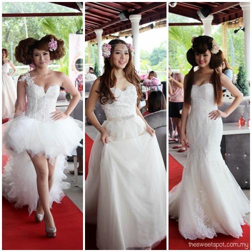 ma cherie hair bride models
