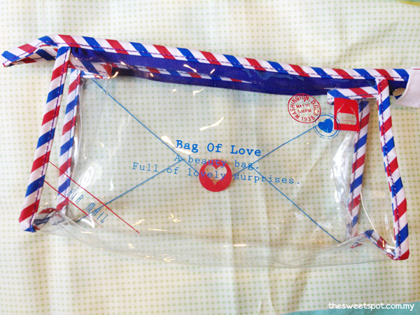 september 2013 bag of love