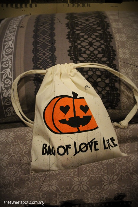 Bag of Love Halloween Edition