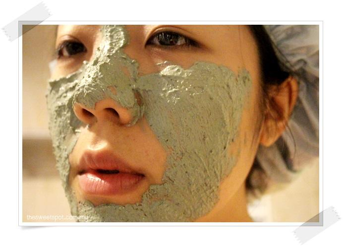 LUSH mask of magnaminty malaysia