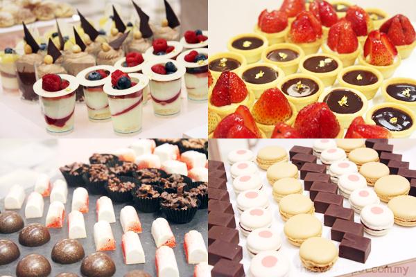 Magnum dessert pleasures