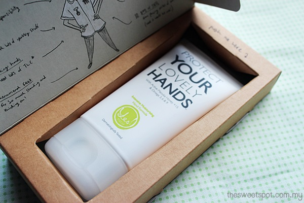 Nurse Lotion - Protect your lovely hands