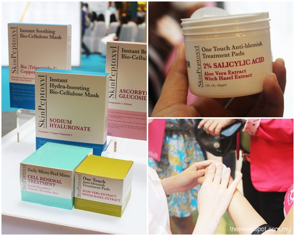 Sasa - Cosmeceutical skin peptoxyl