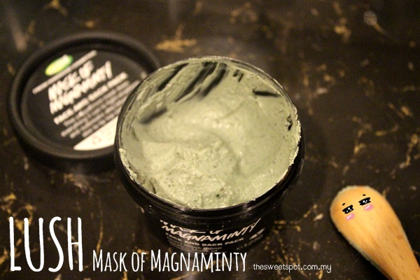 lush deep cleansing mask pores