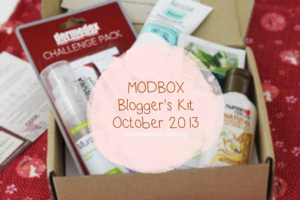 modbox bloggers kit preview