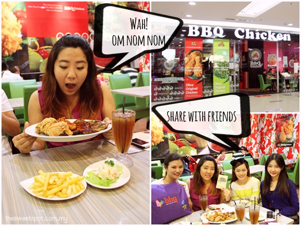 1 Utama - Food Wonder - BBQ Chicken