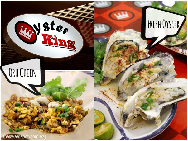 1 Utama - Food Wonder - Oyster King