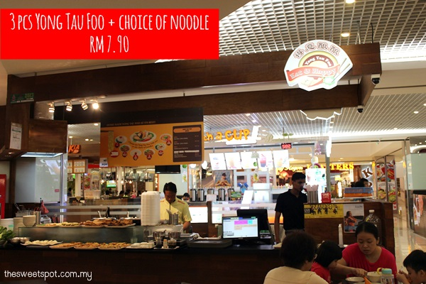 1 Utama - Food Wonder - Yong Tau Foo Promo