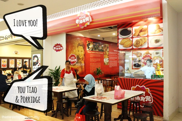 1 utama - Food Wonder - I Love Yoo