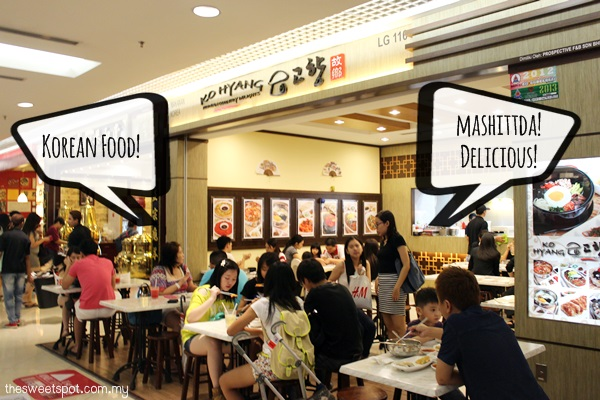 1 utama - Food Wonder - KoHyang