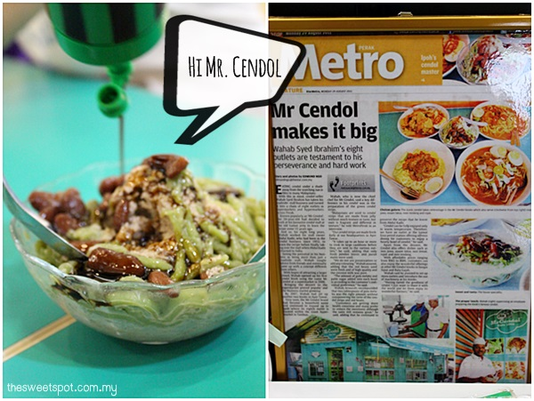 1 utama - Food Wonder - Mr Cendol cendol