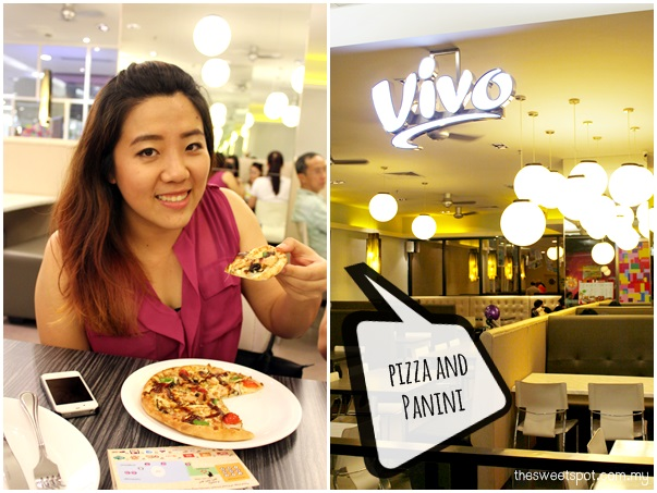 1 utama - Food wonder - Vivo