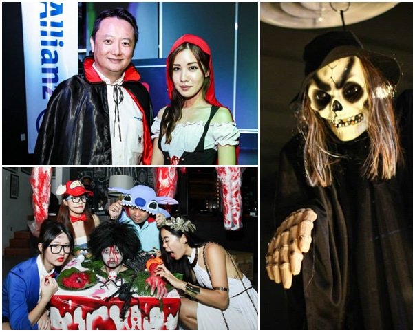 Allianz 1942 Halloween Event