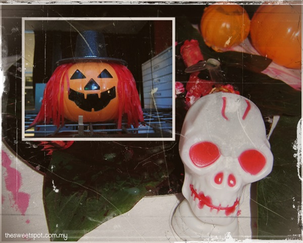 Allianz Halloween Renoma Gallery Cafe