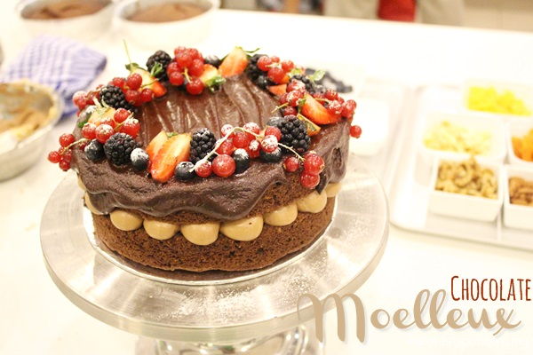 Eric Lanlard Dark Chocolate Moelleux