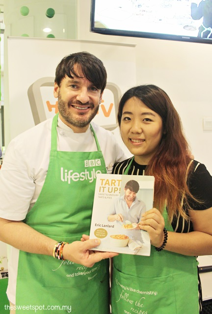 Eric Lanlard Tart it up