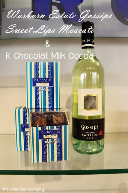 R Chocolat Milk Cocoa - sweet lips moscato