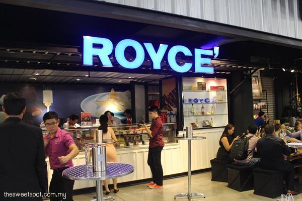 Royce Publika