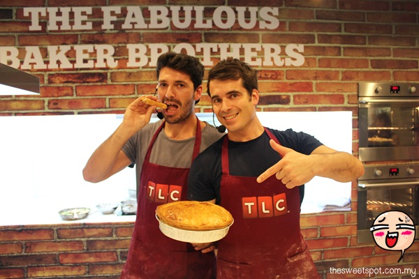 the fabulous baker brothers TLC