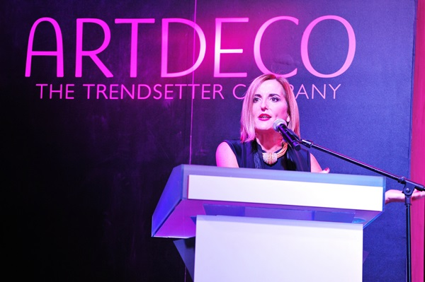 Anna Blasco, ARTDECO Vice President Marketing