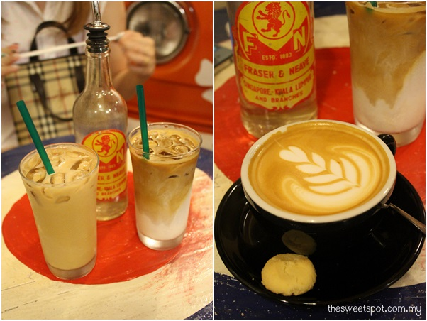 Mods Cafe Coffee Melaka