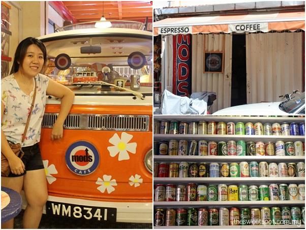 Mods Cafe Melaka