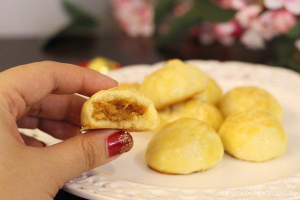 CNY Pineapple Tart