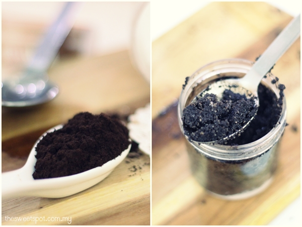 diy coffee scrub cellulite
