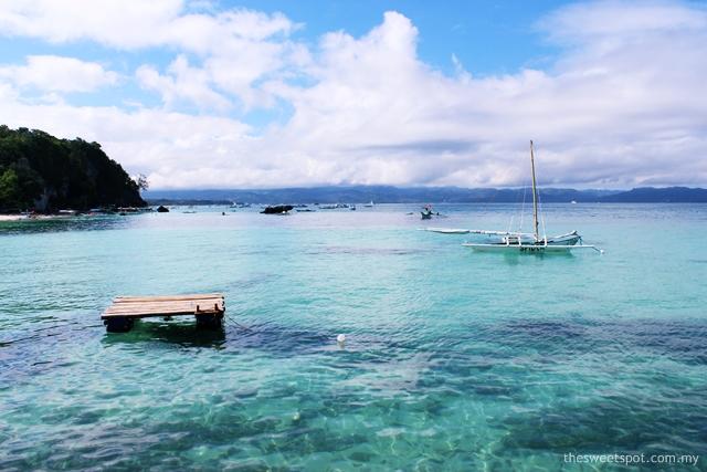 Boracay Diniwid Beach from Spider house