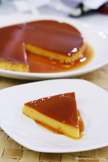 AFF Philippines Leche Flan